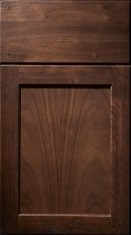 Brockton Walnut with Walnut Finish
